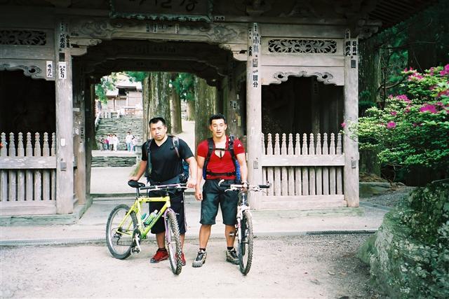 萩八十八か所 自転車遍路